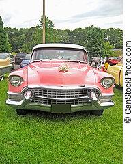 Classic Car Show Beauty