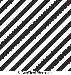 Classic diagonal lines pattern on black. Vector design - ...