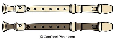 Classic flutes
