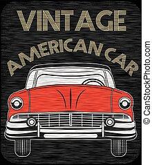 Classic Garage American Car