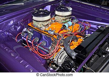 Classic Hotrod Engine