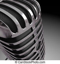 Classic Microphone.