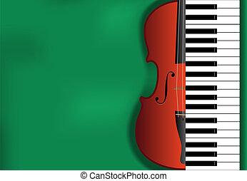 classic music background