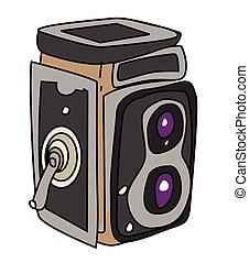 Classic Old Camera
