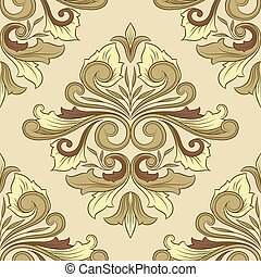 Classic Ornament Pattern