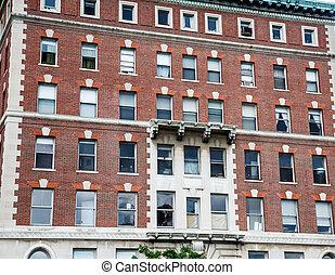 Classic Red Brick in Boston