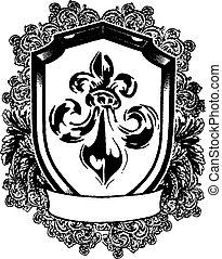 classic royalty shield