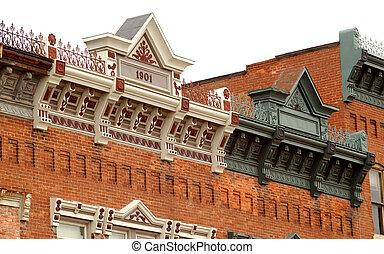 Classic Small Town Architecture