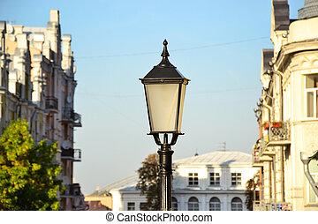 Classic street lantern