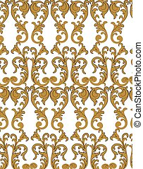 Classic style Acanthus ornament