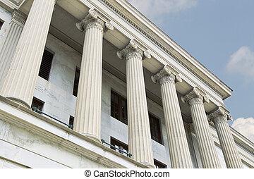 Classic Style Columns