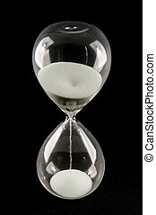 Hourglass Sandglass - Classic Style Vintage Old Hourglass...