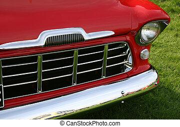 classic truck grill
