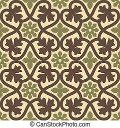 classic vintage seamless pattern
