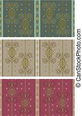Classic Wallpaper - Classy decorative wallpaper seamless...