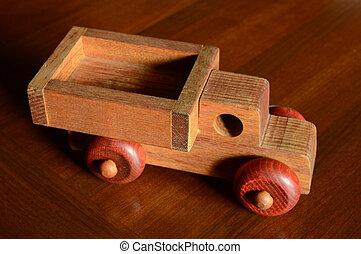 Classic Wood Truck