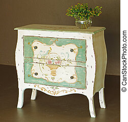 Classic wooden dresser - Hand crafted classic wooden dresser