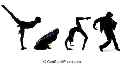 Classical Ballet Versus Modern Hip Hop Dance
