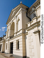 classical bygning