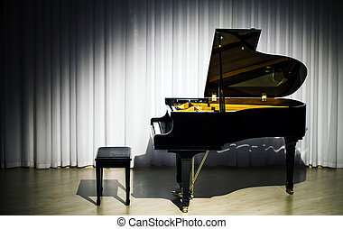 Classical Concert Piano