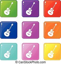 Classical guitar set 9
