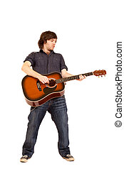Classical guitarist professional