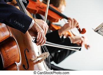 Classical music: concert