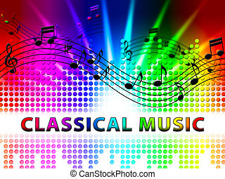 Classical Music Shows Symphonic Soundtracks And Audio -...