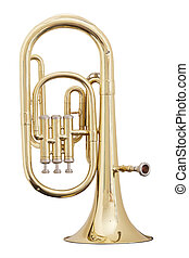 trumpet - classical music wind instrument trumpet