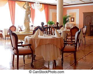 Classical restaurant