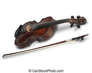 classical violin instrument