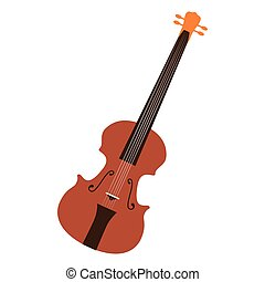 classical violin musical instrument
