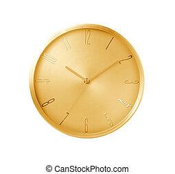 classico, orologio parete