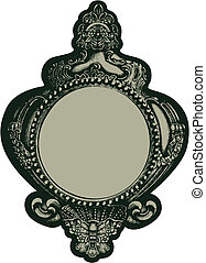 classico, specchio