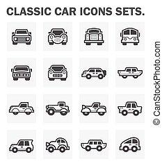 classieke, pictogram, 20150529, car2, 25