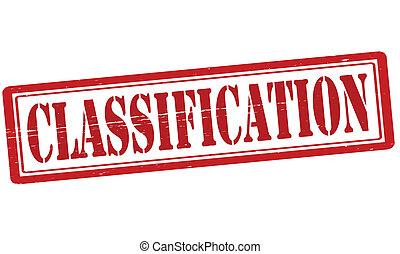 classificatie