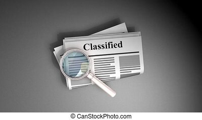 Classified search - Job classified searching.