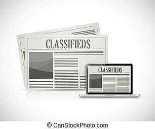 classifieds, busca