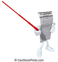 classifieds, empleo