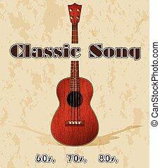 classique, chanson