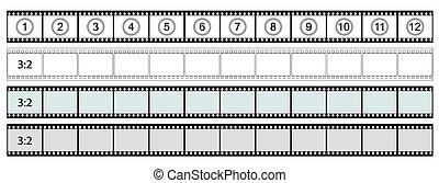 Classis Film Strip - Format 3:2