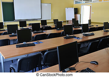 classroom computer - brand new computer with tft monitor in...