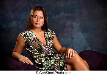Classy Asian American