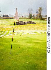 Classy golf course