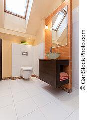 Classy house - bathroom - Classy house - interior of modern ...