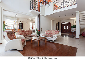 Classy house - living room - Classy house - original and...