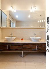 Classy house - sink - Classy house - two sinks in ...