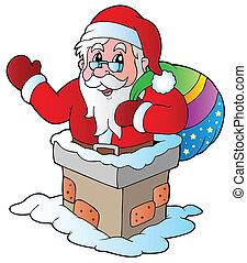 claus, 5, natal, santa