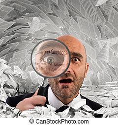 clauses, abrutissant, conditional, découverte