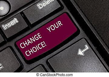 clavier, photo, urgent, clavier, message, ton, créer, écriture, note, intention, choice., habitudes, lui-même, business, projection, ceux, clã©, changement, améliorer, ou, idea., informatique, comportement, showcasing, croyances